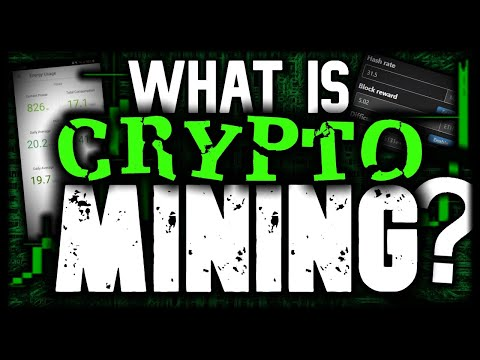 What is CRYPTO MINING?