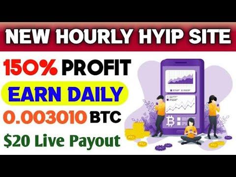 Earn 25$ BTC | New Bitcoin mining site 2020 | Btc earning site 2020 | Hourly Profit