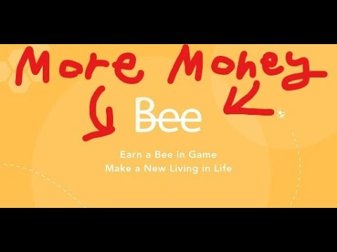 How to get more Bees per hour!! | Bee Cryptocurrency Mining