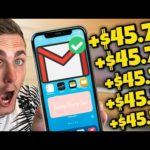 Earn $45.79 Per Email You Send! (Make Money Online Sending Emails 2021)
