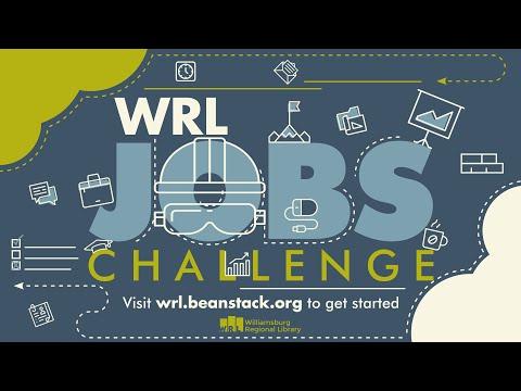 WRL Jobs Challenge for Teens