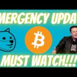 Emergency Bitcoin BTC News Update - Last Time This Happened Bitcoin Exploded - Elon Musk & Bitcoin