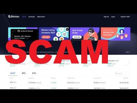 Bitniex review – a crypto arbitrage scam [SCAM]