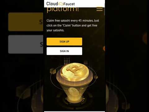 Cloud faucet io Real Or Scam  With Proof   New Bitcoin Btc Ethereum Eth High Paying Site 2021