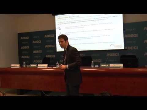 """#JornadasAdegi: """"El futuro de los sistemas de pago"""". Parte I"""
