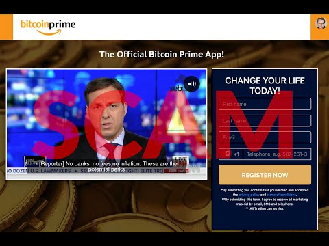 Bitcoin Prime Review – Another Miserable SCAM