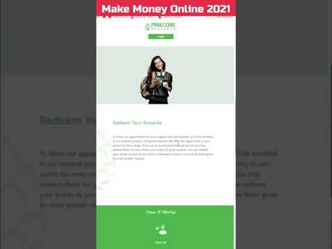 How to Make Money Online 2021 | Work From Home Jobs | pincorn research Review #shorts