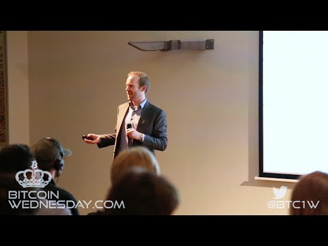Bart Witteman about Transactions, Predictive Analytics and Privacy at BitcoinWednesday.com