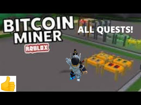 Bitcoin Mining Simulator (all quests)+GIVEAWAY!