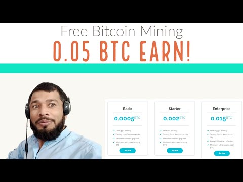 Top Bitcoin Mining Websit Free 2021 How To Earn Free BTC Without Investment