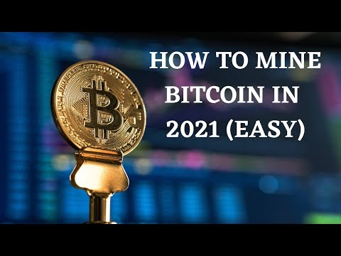 HOW TO START BITCOIN MINING! NICEHASH FOR BEGINNERS (EASY)