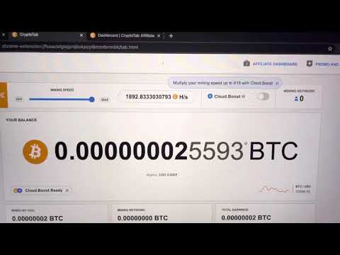 Crypto tab legit or a scam (link in description to try it yourself)