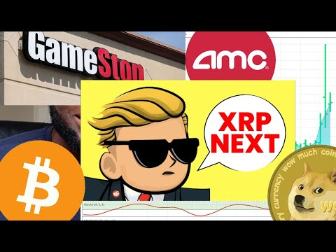XRP $1 Targets, GameStop, AMC Judgement Day - Altcoins Taking Over Bitcoin. Pumpamentals Show