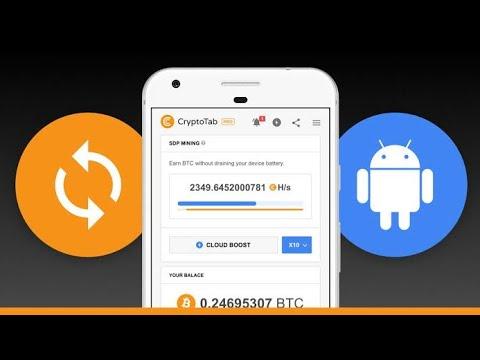 Earn Bitcoin | Bitcoin mining | Earn money | BTC