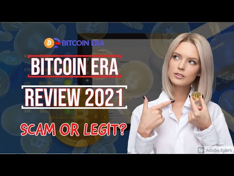 Bitcoin Era Review and Test 2021. Is it a Scam or Legit App. Results inside