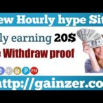 Earn 20$daily |New Bitcoin Mining site 2020|Btc earning site 2021|Best btc Mining site|gainzer.co