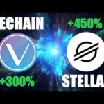 HUGE NEWS for VeChain (VET) + Stellar (XLM) | Bullish Crypto Analysis