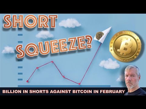 WHY HEDGE FUNDS ARE LINING UP TO SHORT BITCOIN IN FEBRUARY EQUALS MASSIVE PRICE INCREASE. WATCH OUT!