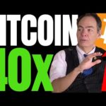 MAX KEISER SAYS BITCOIN IS A 40X FROM HERE!! ONLY BTC CAN AND WILL REPLACE FIAT MONEY; GOLD IS DEAD!