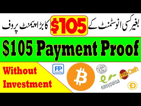 105 USD Payment Proof Without Investment || Make Money Online Free 2021