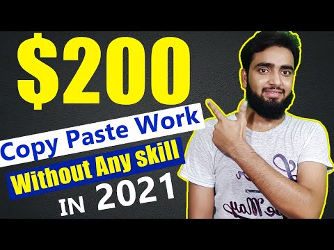How to Earn Money Online without any skill in 2021 || Make Money Online without investment in 2021