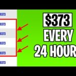 Earn $373+ PER DAY From One Website [Make Money Online 2021]