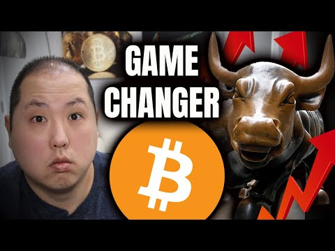 BITCOIN GAME CHANGER IS COMING!!! MORE BULLISH NEWS!!!