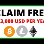 Free Bitcoin Cloud Mining Site MAKE AN EXTRA $33,000 PER YEAR WITH A BITCOIN MINING INVESTMENT