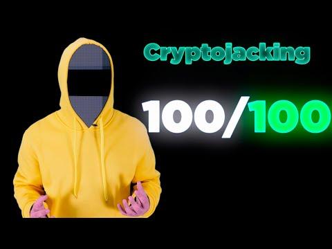 Cryptojacking. Crypto Mining Malware by Phishing and Pop Ups. RIP Ransomware.