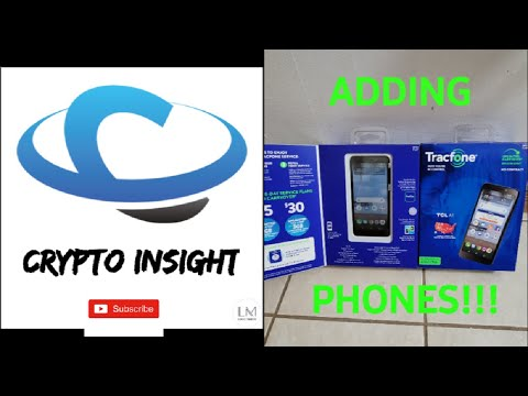 Adding Phones to CryptoTab Browser. Setting up a Smartphone bitcoin mining farm.