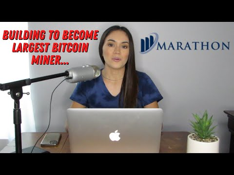 I bought this bitcoin mining stock!! Marathon Patent Group | MARA Stock | High Growth Opportunity!
