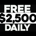 Make $2500 Per Hour of Work ~ NO SELLING (Make Money Online)