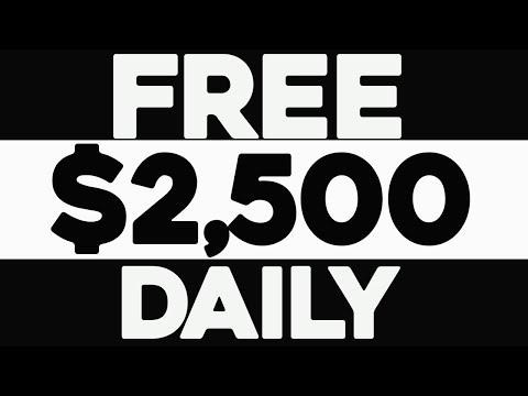 Make $2500 Per Hour of Work ~ NO SELLING (Make Money Online)