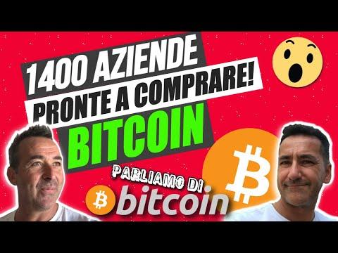 1400 Grandi Aziende Pronte a Comprare BTC! Occhio alle Scam! -Parliamo di Bitcoin -2a Analisi Week 6