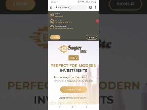 super-btc.top scam now