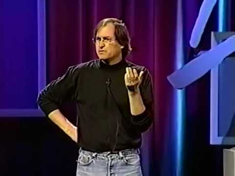 Steve Jobs Destroys Heckler On Stage