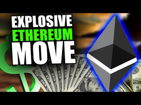 Incoming PUMP For Ethereum (Biggest Transfer Of Wealth In History)
