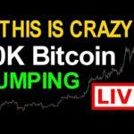😵DANGER🚨Bitcoin 40k Pump? - BTC Live Scalping, Technical Analysis, Trading & News