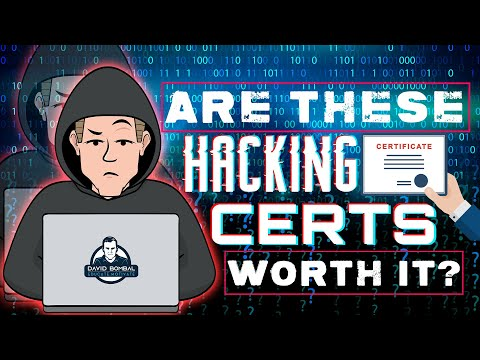 Get a cert, get a hacking job? #CEH #OSCP