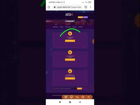 Crypto Delta Ltd Scam or Legit New Crypto Doubler Site 2021  Full Review