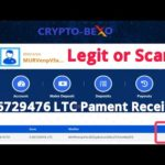 Crypto-Bexo.Org Live 0.06729476 LTC Pament Proof | Crypto-Bexo.Org Scam or Legit?