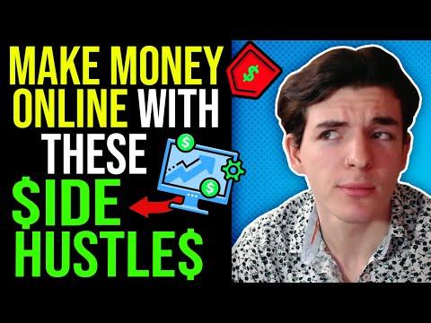 11 Online Side Hustles For 2021 (Make Money Online)