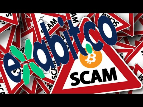 Scam Advert Exabit.co Scam Tested - Stay Away From This Site