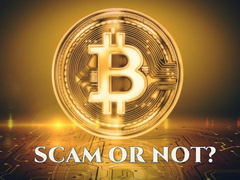 BitCoin (CryptoCurrency) : Scam or Not?