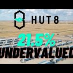 Hut 8 Mining Stock is Undervalued | Best Bitcoin Mining Company To Buy Now?