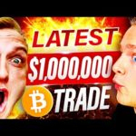 SUPER MILLIONAIRE SHOWS HIS $1,000,000 NEW BITCOIN TRADE!!! [Watch Before Sunday]