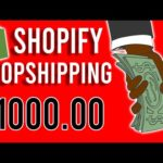 Earn $1000 Per Day Shopify Dropshipping! [Make Money Online 2021]