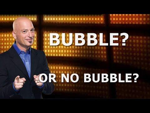 US Stock Bubble, or Gold & Bitcoin? - ECN 2015-04-24 @CrushTheStreet