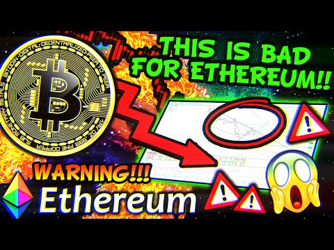 ETHEREUM TO DROP TO $1,450 BEFORE PUMPING TO $10,000!!! BITCOIN RALLY TO $50,000!!!