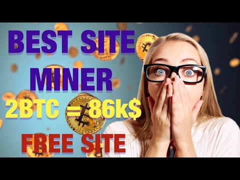 Best Bitcoin Mining Site 2021 | No Fees + Without Investment | Payment Proof!